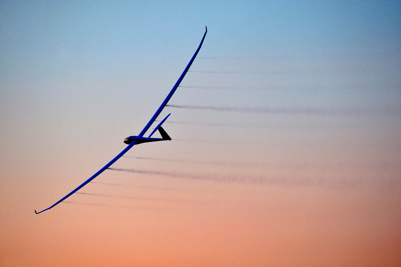 DGKXXW Quintus glider, Hamburg, Hamburg, Germany